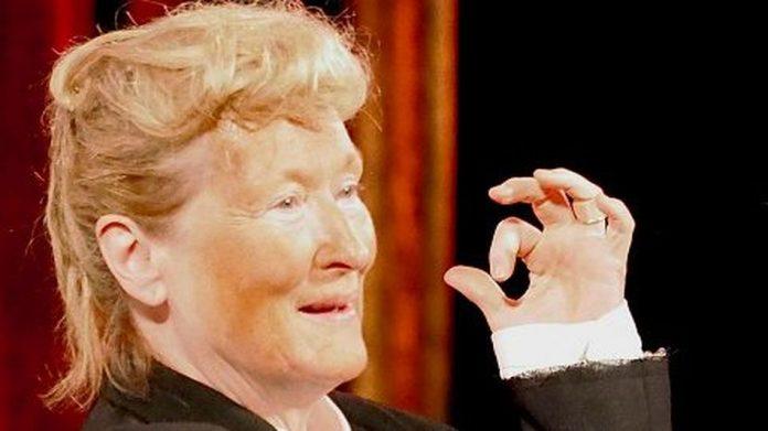 Meryl Streep - Donald Trump: Video Imitazione