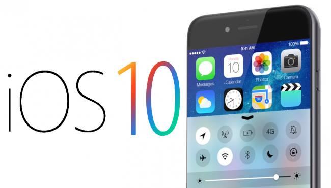 iOS 10: Lancio, novità e funzioni più interessanti