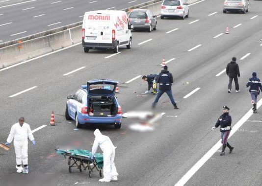 Incidente Valmontone A1: Autostrada chiusa