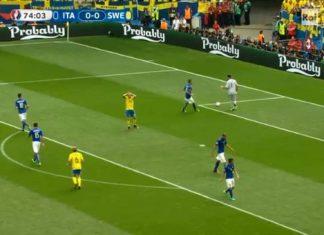 Italia-Svezia annullata, la partita si deve rigiocare: ma è una bufala