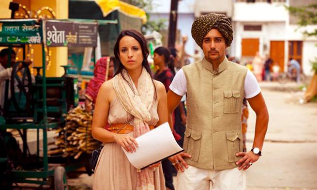 La ragazza con lo smeraldo indiano Streaming Gratis: Replica Prima Puntata su Rai Replay