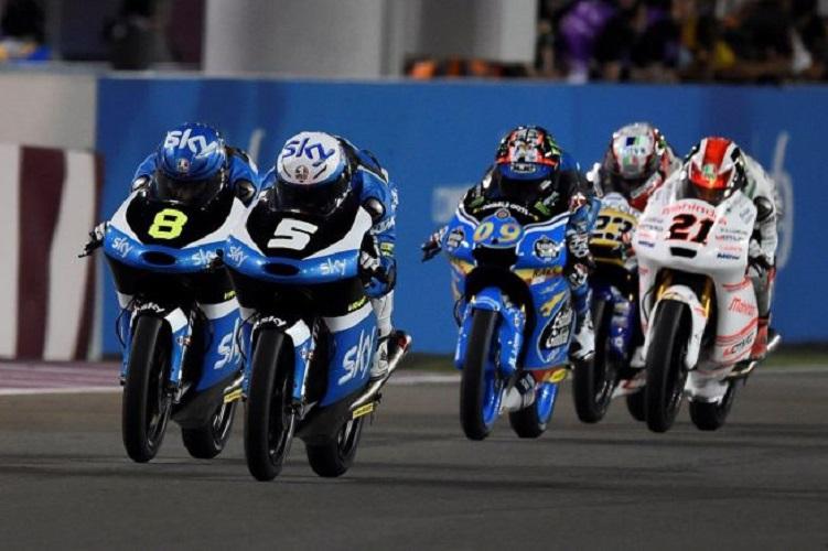 Moto3 Assen 2016: podio tutto italiano