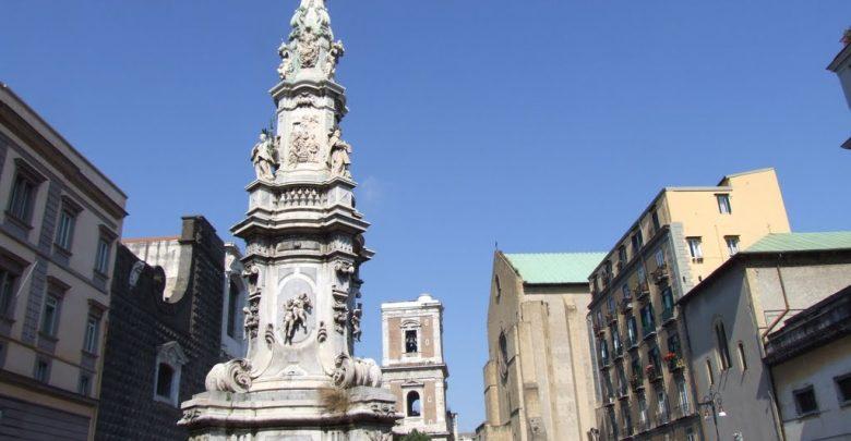 Cronaca Napoli, Ragazzo cade da Obelisco e Muore