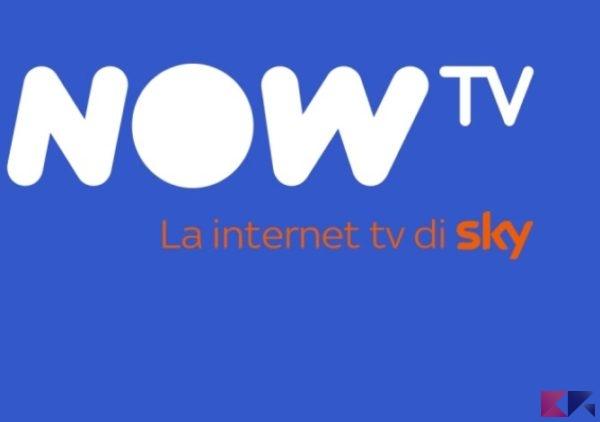 Now TV: Cos'è E Come Funziona