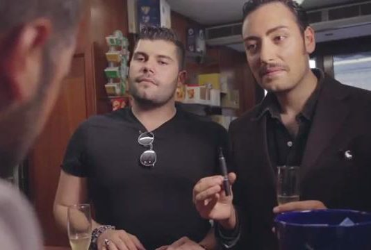 """Film The Jackal con Salvatore Esposito: """"Addio fottuti musi verdi"""""""