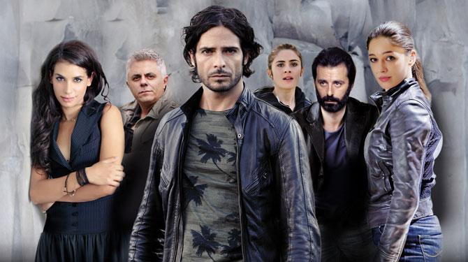 Squadra Antimafia 8: Giulio Berruti nel cast
