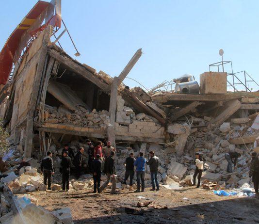 Bombardato ospedale in Siria, Save The Children: Due Morti 2