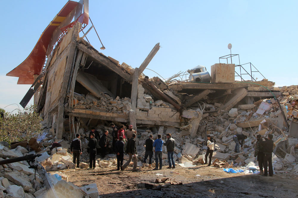Bombardato ospedale in Siria, Save The Children: Due Morti 2