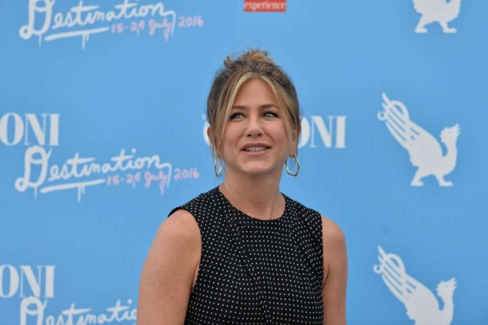 Jennifer Aniston al Giffoni Film Festival: