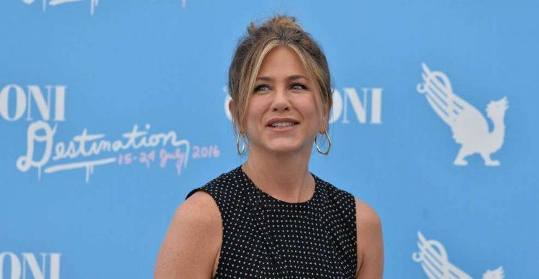 "Jennifer Aniston al Giffoni Film Festival: ""Ragazzi, staccatevi dai telefoni"""