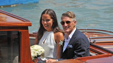 Schweinsteiger si sposa con la tennista Ana Ivanovic: matrimonio a Venezia