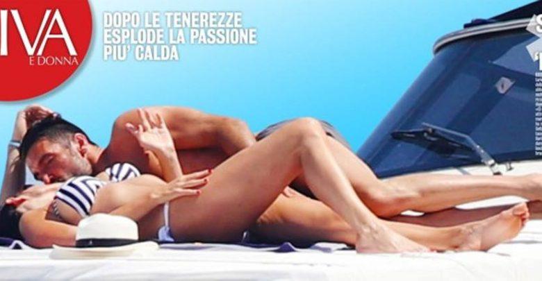 Gigi Buffon e Ilaria D'Amico: Vacanze all'Argentario prina della Luna di miele