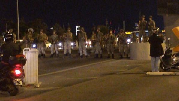 Colpo di Stato in Turchia | Video e Foto