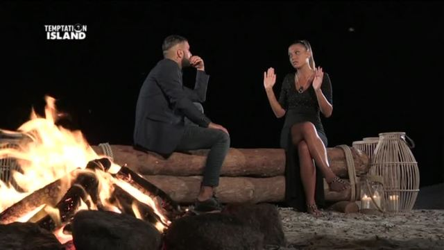 Falò Confronto Roberta e Flavio: Video Temptation Island 2016