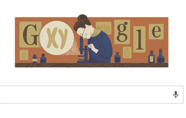 Chi è Nettie Maria Stevens: Scienziata Doodle Google 7 luglio 2016