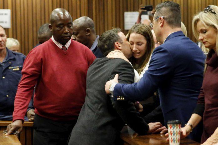 Oscar Pistorius Condannato: 6 anni per l'omicidio della fidanzata