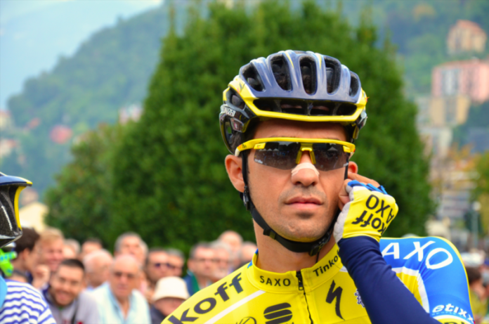 Caduta Contador, Tour de France 2016 Seconda Tappa (Video)