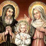 Santi Anna e Gioacchino 26 Luglio: Festa dei Nonni