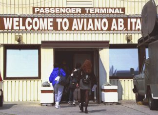 Cronaca Ultimissime, Ad Aviano Scomparso Aviatore Usa