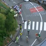 Tour de France 2016, Bennett investe tifoso nella 9a Tappa (Video)