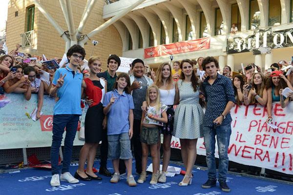 Braccialetti Rossi Day al Giffoni Film Festival: Presentazione Terza Stagione e Cast