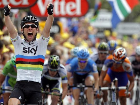Cavendish Vincitore Terza Tappa Tour de France 2016