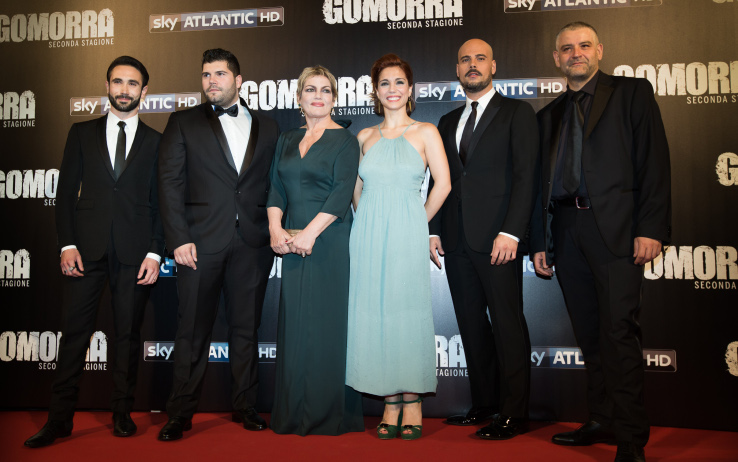 Gomorra Day: Data ed Attori al Giffoni Film Festival 2016