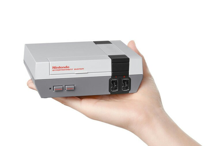 Nintendo Classic Mini, torna Nintendo Entertainment System: Data Uscita e Prezzo