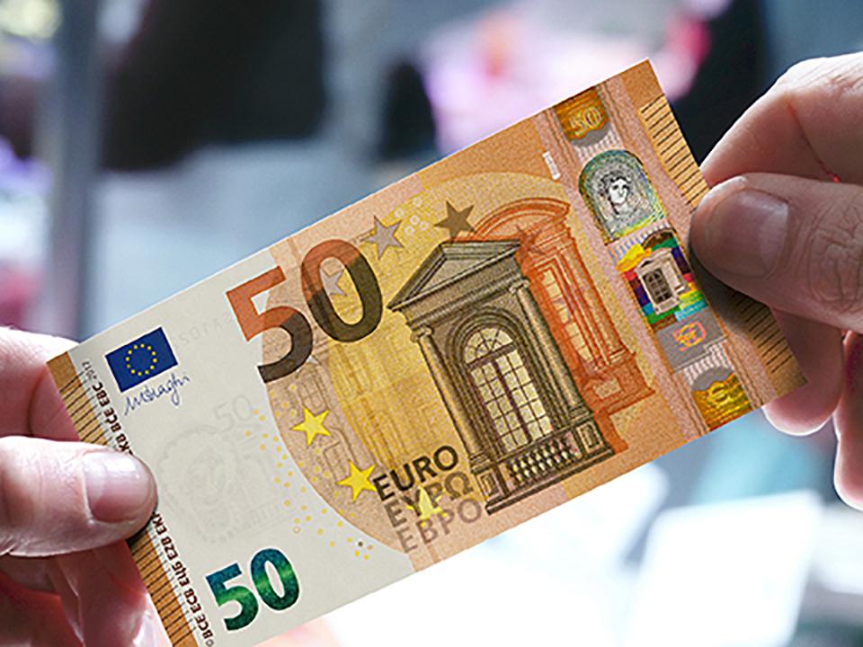Nuova Banconota da 50 Euro: quando entra in Circolazione? (Foto) 2