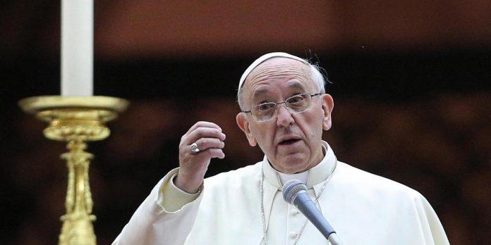 Angelus di Oggi, Papa Francesco cita una canzone di Mina
