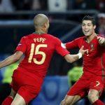 Pepe vomita al termine finale Portogallo-Francia Euro 2016 (Video)