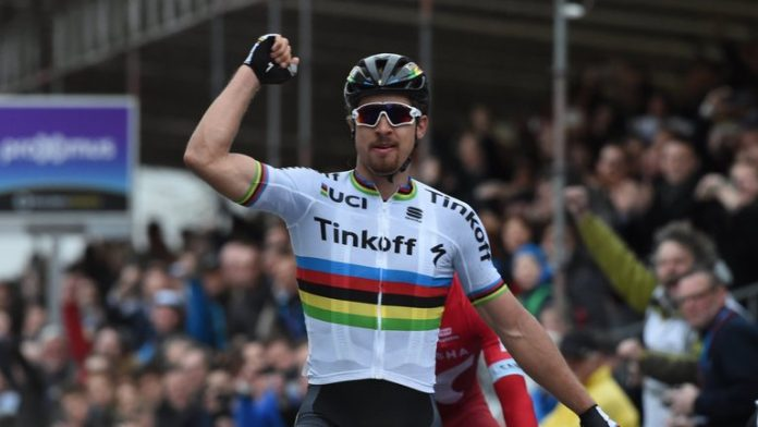 Peter Sagan vincitore seconda tappa Tour de France 2016 2