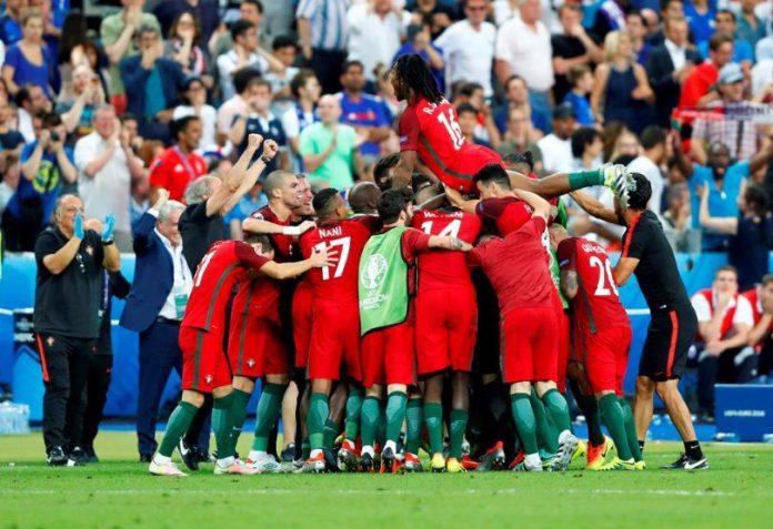 Eder Video Gol in Portogallo-Francia