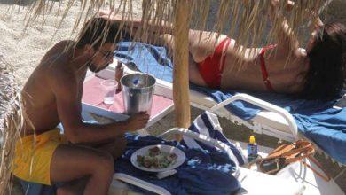 Kedhira in vacanza con Lima a Mykonos (Foto) 1