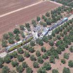 Scontro Frontale Treni in Puglia (Foto)