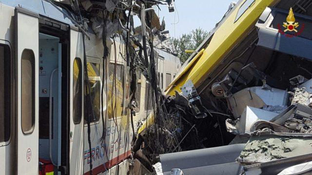 Scontro tra Treni in Puglia, Emergenza Sangue: dove donare?