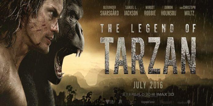 The Legend of Tarzan dal 14 luglio al Cinema: Cast, trama e trailer