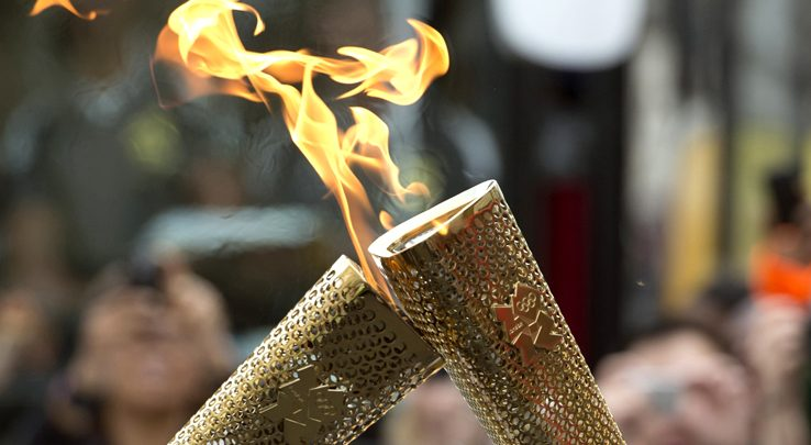 Olimpiadi 2016, Torcia arrivata a Rio