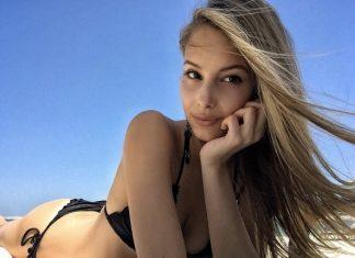 Fidanzata Pelle in tribuna Italia Germania: chi è Vicky Varga