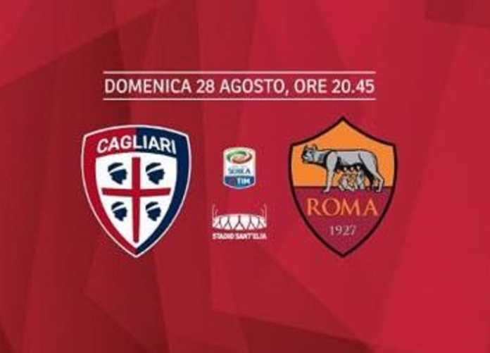 Cagliari-Roma 2-2 Risultato Finale
