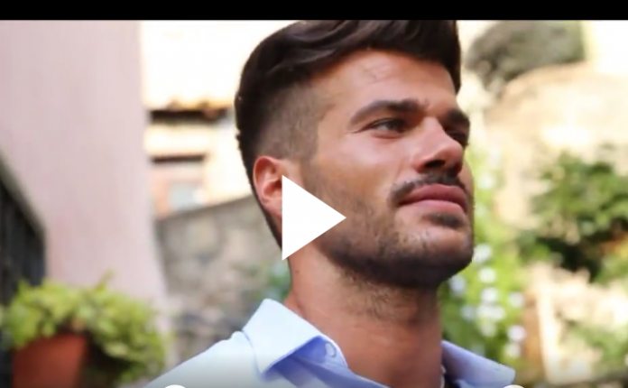 Claudio Sona, Video Presentazione Tronista Gay Uomini e Donne