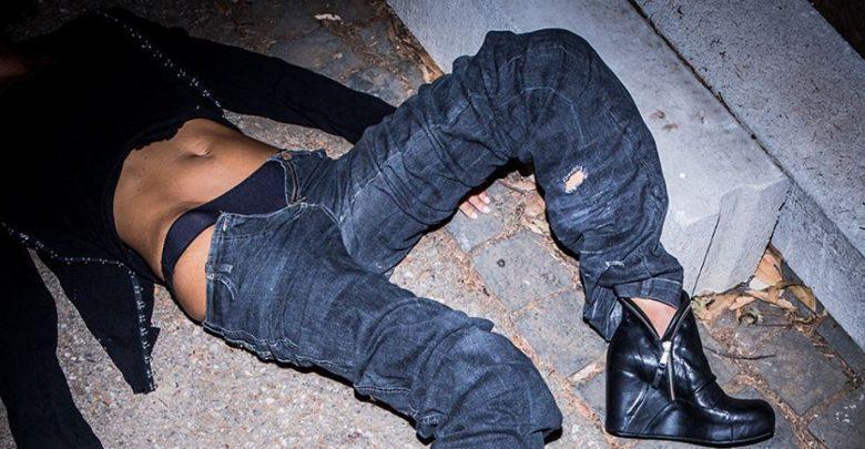 Pubblicità Eredi Corazza: Foto shock rappresenta femminicidio