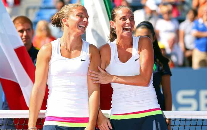 Xu/Zheng-Errani-Vinci 0-2: Chichis ai Quarti (Tennis Olimpiadi 2016)