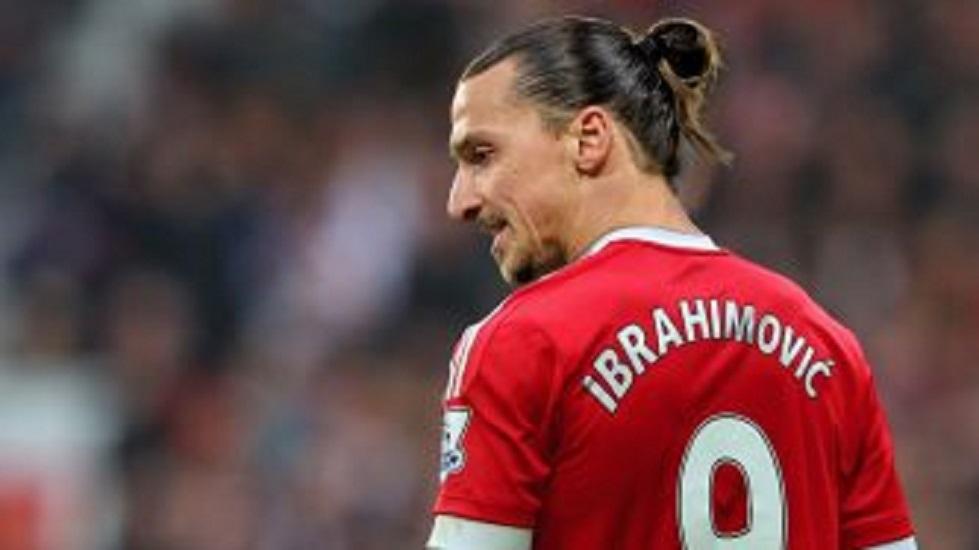 Ibrahimovic-Manchester United