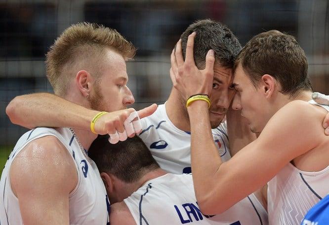 Italia-Canada 1-3, Pallavolo Uomini (Rio 2016)