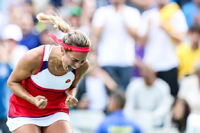 Puig Oro nel Tennis Femminile: Kerber Sconfitta (Rio 2016)