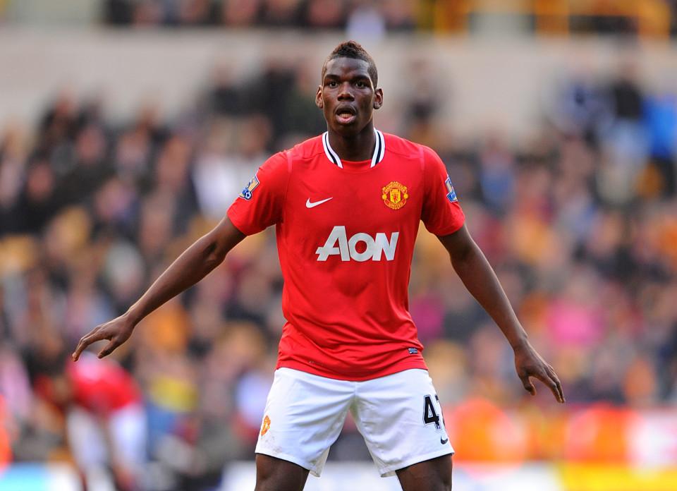 Pogba al Manchester United: Classifica calciatori più costosi