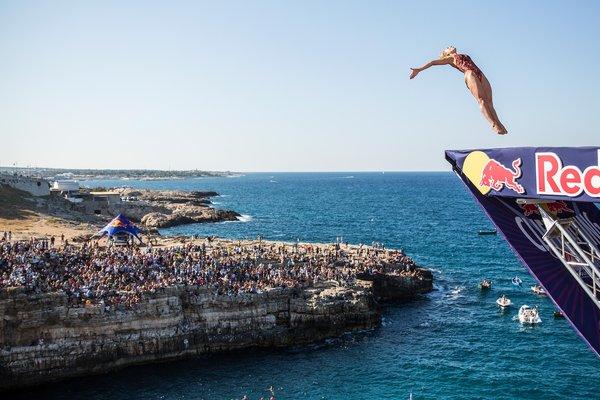 Red Bull Cliff Diving, Tuffi Polignano a Mare: Diretta Tv e Streaming Gratis