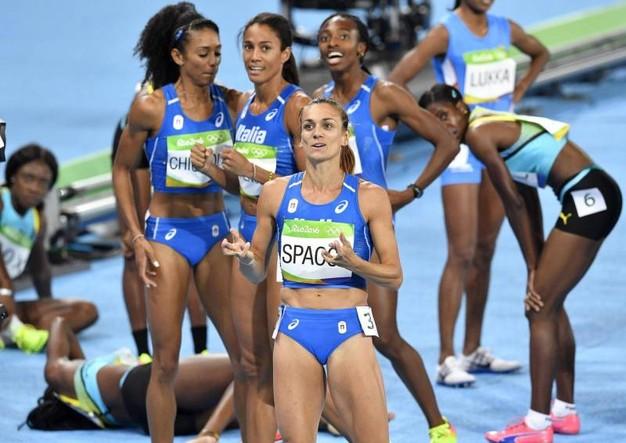 Finale 4X400 Donne, a Rio 2016 c'è l'Italia: Diretta Tv e Streaming