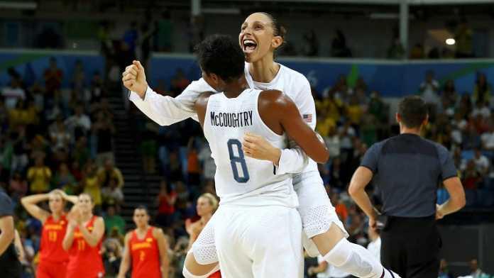 Usa Oro Basket Femminile: Spagna battuta 101-72 (Rio 2016)